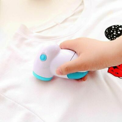 Portable Electric Clothes Lint Remover Pilling Fluff Sweater Fuzz Fabric Shaver • 4.59£