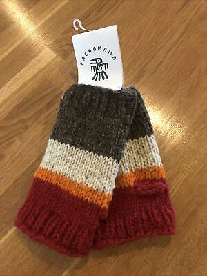 Pachamama Hanwarmer With Holes For Thumbs • 10£