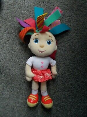 Everything's Rosie Soft Toy From The Cbeebies Tv Series • 1.99£