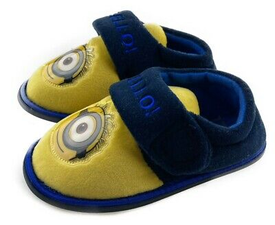 £7.99 • Buy Infant Unisex Cute Minion/Power Rangers Slippers/Little Booties LAST PAIRS!