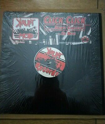 Krupt Mob Click Click Feat Bumpy Knuckles Vinyl Single Hip Hop Rap • 1.25£
