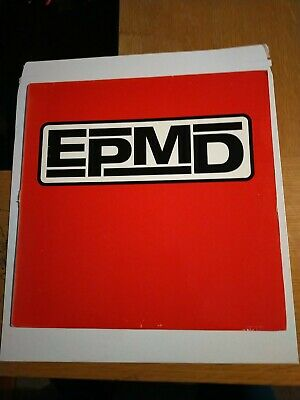EPMD Richter Scale/Intrigued Feat Das EFX Promo Vinyl Hip Hop Rap • 2.10£