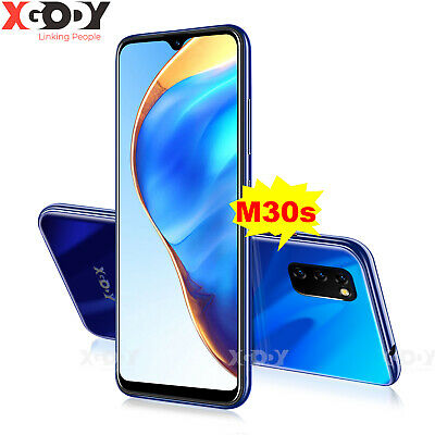 AU112.78 • Buy Xgody 6.3  4G LTE 3+ 32GB Android 9.0 Unlocked Mobile Smart Phone 2SIM 8MP 4Core