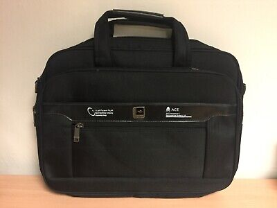 17 Inches Black Business Laptop Case Bag Waterproof • 12£