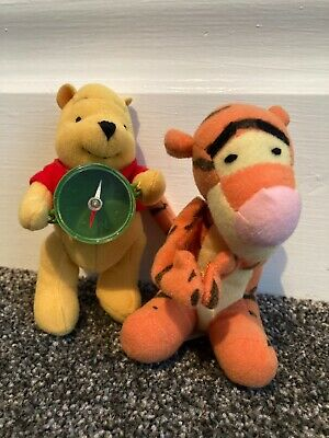 Vintage Winnie The Pooh & Tigger McDonalds Toys - Collectable, Winnie The Pooh • 3.99£