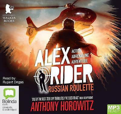 Russian Roulette, Anthony Horowitz,  • 10.86£