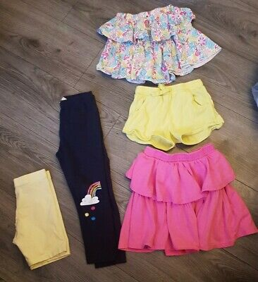Girls Clothes Bundle Age 3-4 Years Skirts And Leggings  • 2.50£