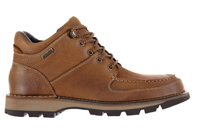 ROCKPORT Umbwe Chukka Boots Mens Brown Size UK 7 US 7.5 (DF) *REFCHS18 • 72.99£