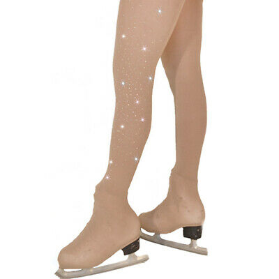 OverBoots Ice Figure Skating Tights Over Boots Leggings Pants Overboots    M • 14.20£