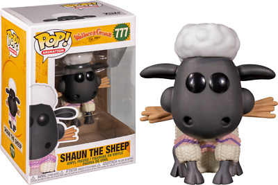 Shaun The Sheep #777 Funko Pop Wallace And Gromit Animation Figure - Brand New • 14.95£
