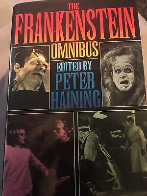 The Frankinstein Omnibus By Peter Haining • 1.50£