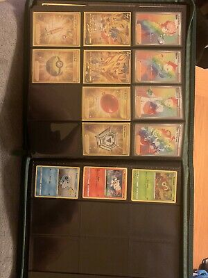 Pokemon TCG Sword And Shield Base Set 100% Complete • 750£