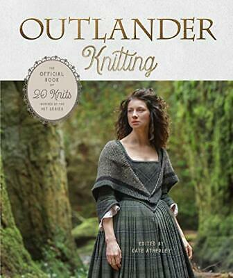 AU26.68 • Buy Outlander Knitting: The Official Book Of 20 Kni, Atherley*.