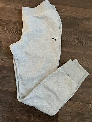 Ladies Size 12 Puma  Tracksuit Bottoms New Without Tags Grey • 6£