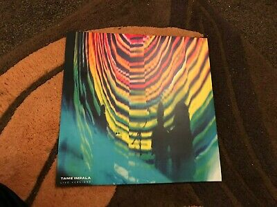 Tame Impala Live Versions Green Vinyl Lp Ex/ex Modular Modvl 184 • 7.99£