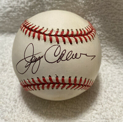 $ CDN36.61 • Buy Jerry Coleman SIGNED AUTOGRAPHED VINTAGE ONL Baseball NY YANKEES SD PADRES