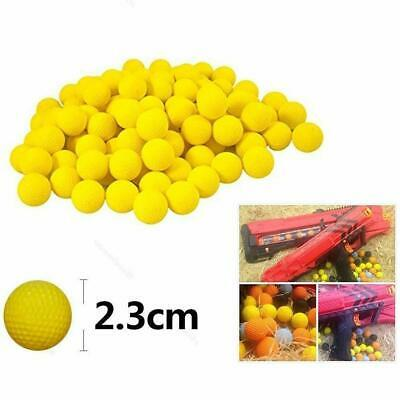 AU21.19 • Buy 100X Foam Refill Ammo Balls For Nerf Rival Blasters Bullet Balls Rounds
