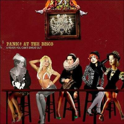Panic At The Disco: Fever You Can't Sweat Out (cd.) • 10.29£