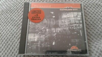 Various – The Sound Of Cleveland City Double CD Album  • 0.99£