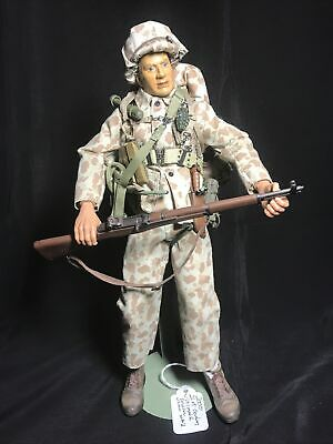 $66 • Buy 1/6 Scale WW2 21st Century Ultimate Soldier Dragon Gi  Usmc Infantry Custom