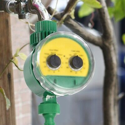 Automatic Drip Irrigation System Plant Timer Self Garden Watering  Controller • 14.88£