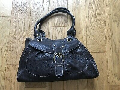 Coccinelle Brown Leather Bag.  Excellent Condition • 17.99£