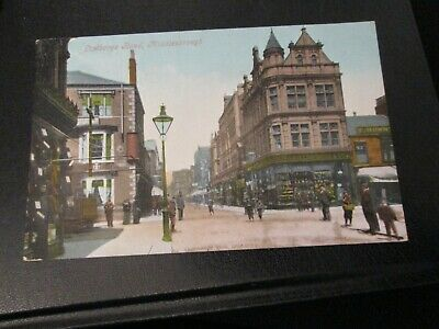 £3.99 • Buy Postcard Of Linthorpe Road, Middlesborough (1906 Posted)