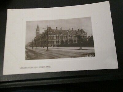 £3.99 • Buy Postcard Of Middlesborough Town Hall PS2282 (1910 Posted)