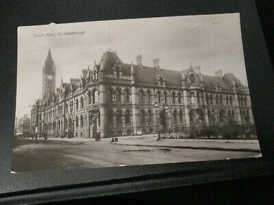 £3.99 • Buy Postcard Of Town Hall, Middlesborough (1915 Posted)