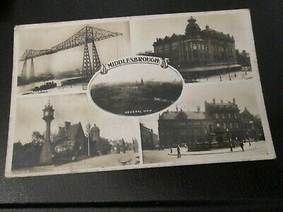 £2.99 • Buy Postcard Of Middlesborough (Posted TW Campling) Multiview