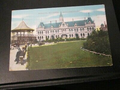 £2.99 • Buy Postcard Of Municipal Buildings, Middlesborough (1911 Posted)