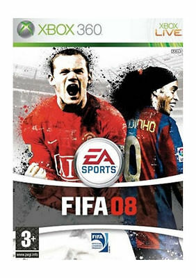 FIFA 08 (Microsoft Xbox 360, 2007) - European Version • 150£