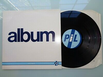 Public Image Ltd-album...superb! 1st Uk Press N/mint Vinyl Lp Record 1986 • 10£