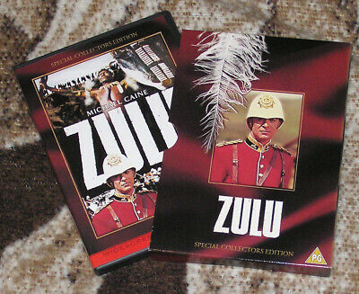 Zulu Special Collector's Edition(DVD, 2002) • 2£