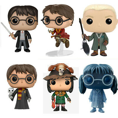Funko Pop!Harry Potter Draco Malfoy Moaning Myrtle Exclusive Action Figure Toys • 11.88£