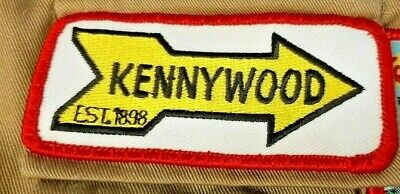 $18 • Buy Kennywood Arrow PA Roller Coaster Park Patch