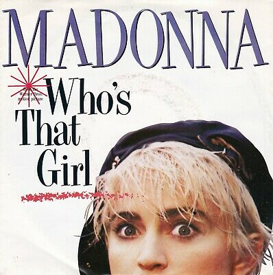 £2.58 • Buy Madonna  -  Who´s That Girl   Vinyl