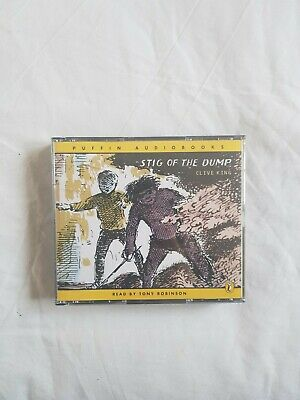 Stig Of The Dump By Clive King, CD Audiobook, 3 Part • 4.99£