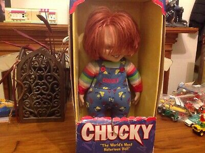 Boxed 18  Chucky Doll By Sideshow From 1999 • 30£