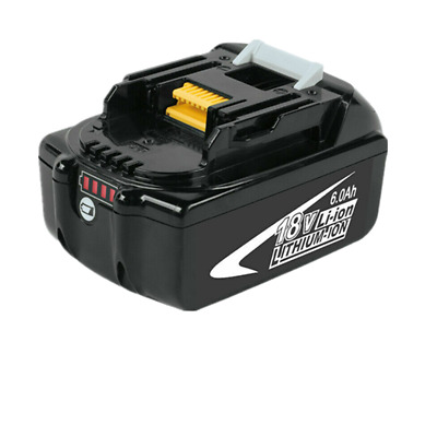 AU43.99 • Buy New For Makita 6.0Ah 18V Lithium-ion Battery 18 Volt BL1850 BL1860 LXT AU