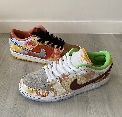 AU880 • Buy Nike SB Dunk Low X Jason Deng Chinese New Year Street Hawker Size 11 ***in Hand
