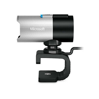 $ CDN126.20 • Buy Microsoft Q2F-00013 LifeCam Studio 1080p HD Webcam