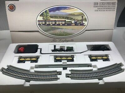 $ CDN266.13 • Buy Bachmann Ho Scale B&O The Lafayette Complete Operating Train Set New Old Stock