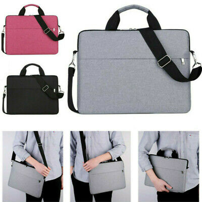 15.3 Inch Shoulder Bag Laptop PC Waterproof Carrying Soft Notebook Case Cover UK • 7.99£