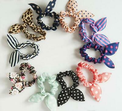 Children Hair Band Bow Style Pack Of 2 Girls Hair Accessories Kids Rabbit Bunny • 2.79£