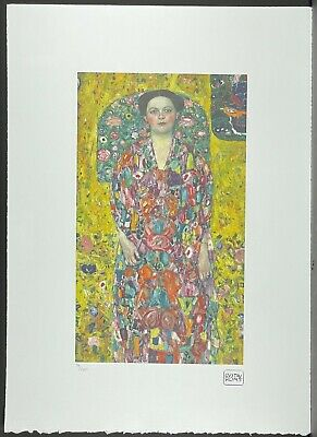 $ CDN223.51 • Buy GUSTAV KLIMT * 50 X 70 Cm * Signed Lithograph * Limited # 99/200