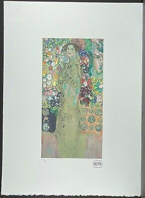 $ CDN223.51 • Buy GUSTAV KLIMT * 50 X 70 Cm * Signed Lithograph * Limited # 101/200