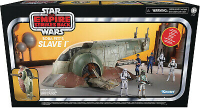 $ CDN252.99 • Buy Star Wars Vintage Collection 3.75 Figure Vehicle Slave 1 One Boba Fett In Stock