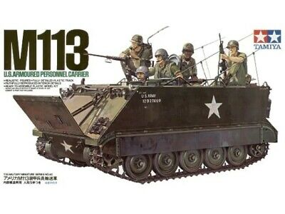 $34.98 • Buy Tamiya 1/35 M113 U.S. Armoured Personnel Carrier  #35040  *Sealed*