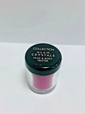 Collection Glam Crystals Face & Body Glitter Temptation 4 NEW • 0.50£